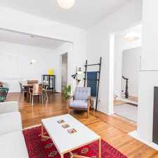 Rental info for Queen St W & Bathurst St in the Trinity-Bellwoods area