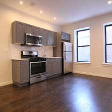Rental info for 592 Albany Avenue #4d in the New York area
