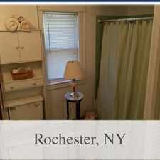 Rental info for 4-Bedroom, Single-Family Home For Rent in the Rochester area