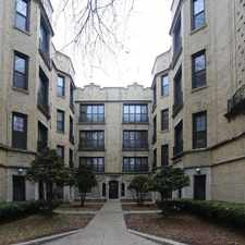 Rental info for 6364-6382 North Hermitage Avenue #G in the Chicago area