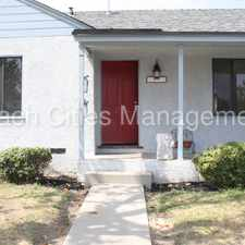 Rental info for Renovated Gem in Long Beach with Huge Back Yard in Peaceful Neighborhood! in the Long Beach area