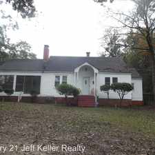 Rental info for 2622 Oakland Ave in the Augusta-Richmond County area