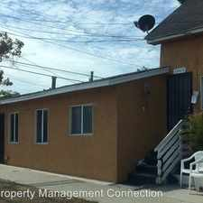Rental info for 1203 Ronan Ave., Apt. A