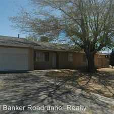 Rental info for 6865 Warren Vista Ave in the Yucca Valley area