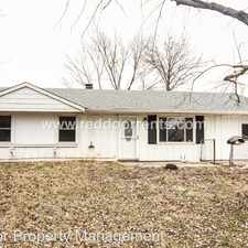 Rental info for 4403 Dubarry Rd in the Indianapolis area
