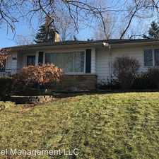 Rental info for 343 Westcombe Ave