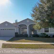 Rental info for 14618 Edgemere in the 34609 area