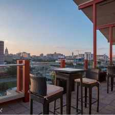 Rental info for 1105 N Interstate 35 in the Austin area
