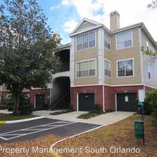 Rental info for 13103 Mulberry Park Dr Unit 838 in the Orlando area