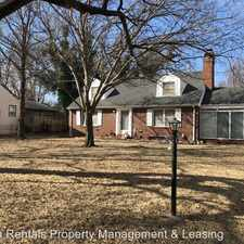 Rental info for 1639 N Garland