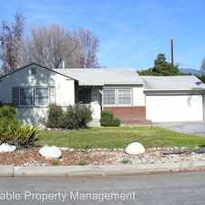 Rental info for 911 Ednuel Ave in the 91016 area