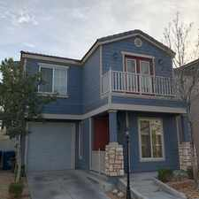 Rental info for 1651 Rainbow Dream Ave in the Paradise area