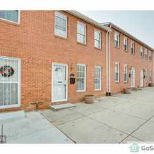Rental info for Very beautiful townhouse in quite community in the Gay Street area