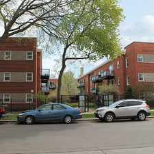 Rental info for 6435-43 N. Damen Ave.