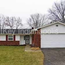 Rental info for 8233 Rumford Road Indianapolis IN 46219 in the Indianapolis area