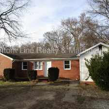 Rental info for Great 4 Bedroom Home Ready for Rent!