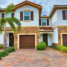Rental info for 4343 Chalmers Lane in the West Palm Beach area