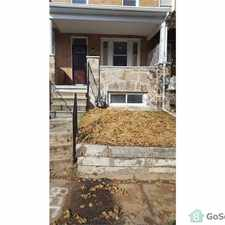Rental info for New 2 Bedroom 1 and half Bath in the Baltimore area