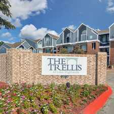 Rental info for The Trellis At Lake Highlands