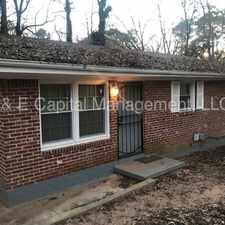 Rental info for Cute house with a huge finished basement in the Atlanta area