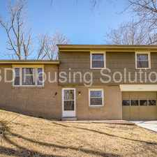 Rental info for Great space in this cute updated Home in the Kansas City area