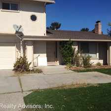 Rental info for 741-743 Old San Francisco Road in the San Jose area