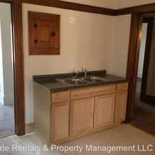 Rental info for 2823 N 44th St in the Milwaukee area