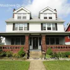Rental info for 2414 Woodmere Dr in the Cleveland area