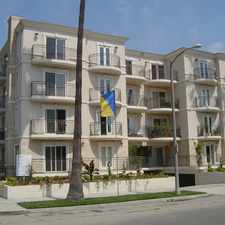 Rental info for 8610 Chalmers Dr #401 in the Los Angeles area