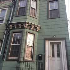 Rental info for 186 Pine Street in the Jersey City area