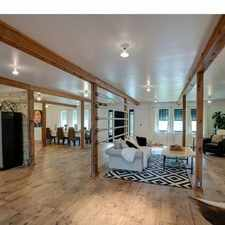 Rental info for Modern NYC Style Loft In The Heart Of OKC. in the Oklahoma City area