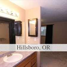 Rental info for Single Level Home With Central Air. in the Hillsboro area