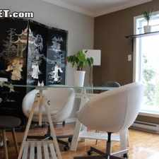 Rental info for 1299 3 bedroom Townhouse in Montreal Area Longueuil in the Longueuil area