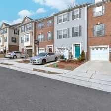 Rental info for $3500 3 bedroom Townhouse in Baltimore County Rosedale in the Rosedale area