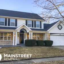 Rental info for $1795 4 bedroom Apartment in Florissant in the Old Jamestown area