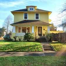 Rental info for Grand Portland Home Located In University Park ... in the Vancouver area