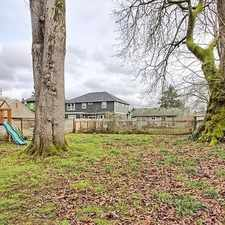 Rental info for 2 Bedroom 1 Bath Ranch In. Johns Near George Park in the Vancouver area