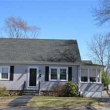 Rental info for 3 Bedroom, 1 Bath Home In Excellent Condition. in the Westerly area