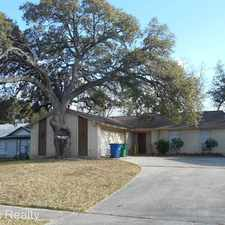 Rental info for 7515 Meadow Green in the San Antonio area