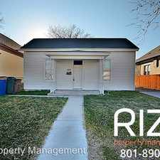 Rental info for 525 N 600 W in the Salt Lake City area