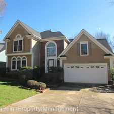 Rental info for 6532 Outerbridge Lane in the Sardis Forest area
