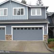 Rental info for 905 225th Pl SE in the Bothell West area