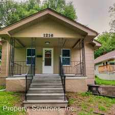 Rental info for 1216 56th St