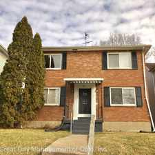 Rental info for 110 Wroe Ave in the Dayton area
