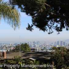Rental info for 3029 Nichols St in the San Diego area