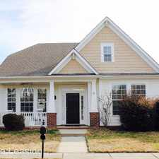 Rental info for 3012 Ivy Brook Place in the Charlotte area