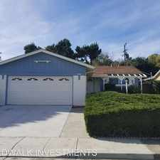 Rental info for 1411 SEQUOIA AVE.