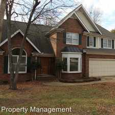 Rental info for 4744 Myers Lane in the Charlotte area
