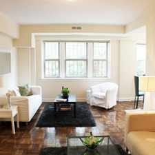 Rental info for 1 bedroom/1 bath Apartment, Available NOW in the Columbia Heights area