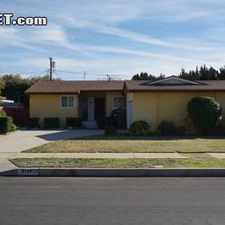 Rental info for Three Bedroom In San Fernando Valley in the Los Angeles area